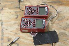 3m Quest Noisepro Dl Personal Noise Dosimeter Lot Of 2