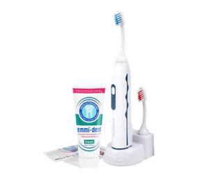 EMAG Emmi Dental Professional Ultraschall Zahnbürste; neuestes Modell Emmi-Dent