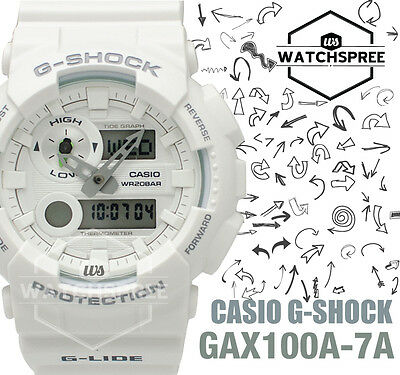 Casio G-Shock G-LIDE new GAX-100 Series Watch GAX100A-7A