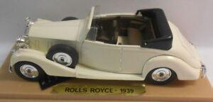 Solido-1-43-Escala-Modelo-de-Metal-SO249-Rolls-Royce-77-Blanco