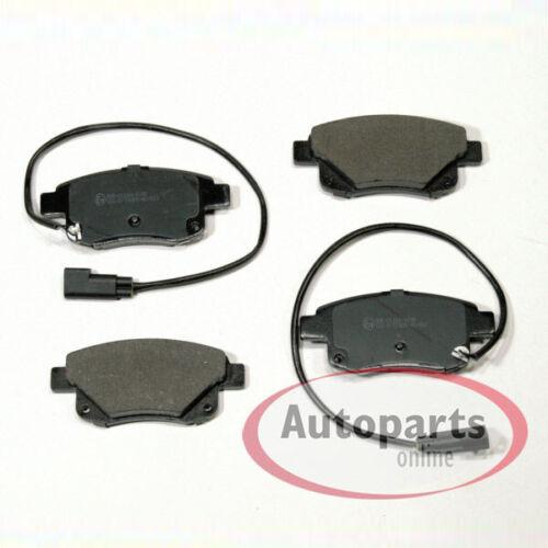 4GA 4GF Audi A7 Sportback Bremsbeläge Bremsklötze Bremsen für vorne hinten