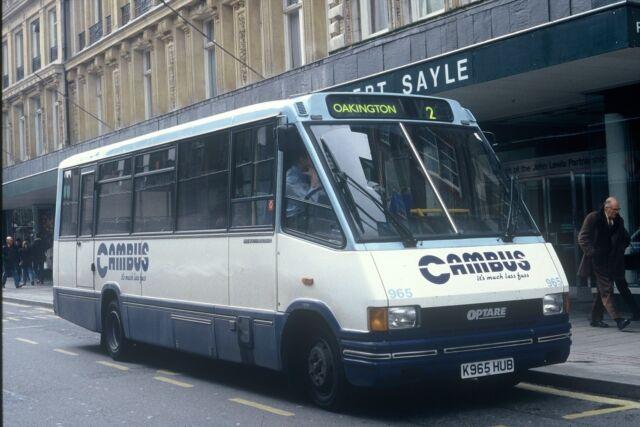 Cambus K965HUB Bus Photo