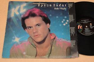 Kc LP Space Cadet Solo Fight Disco Dance 1° St Orig 1981 * Top EX