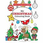 My Christmas Colouring Book Volume 2 Fast Post Elizabeth James 9781785950766 JD