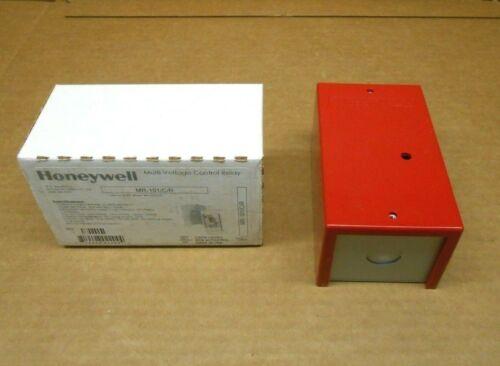 2 AVL 1 NIB HONEYWELL MR-101//C//R MR101CR MULTI-VOLTAGE RELAY 24V AC//DC RED LED