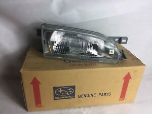SUBARU-IMPREZA-DRIVERS-SIDE-RH-HEADLIGHT-HEADLAMP-RA-STI-WRX-TYPE-R-1993-1996