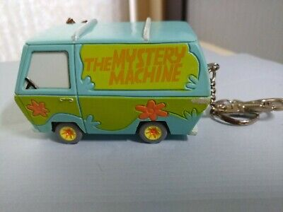 "Scooby Doo Mystery Machine Key Necklace 19/"" long new free ship"