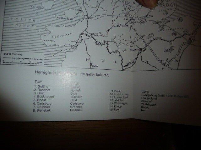 Herregårde i Sydslesvig, emne: historie og samfund