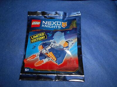 Lego Nexo knights Robin Booster Polybag limited edition neu new