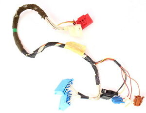 gauge instrument cluster wiring harness vw jetta golf mk3 tdi 1hm rh ebay com instrument cluster wiring harness diagram 2004 tahoe instrument cluster wiring harness