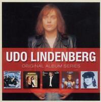 Udo Lindenberg - Original Album Series (2011) 5 CDs - original verpackt - Neu