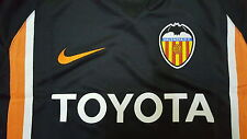 Trikot FC Valencia Nike Home Gr 128-140 Wunschflock neu