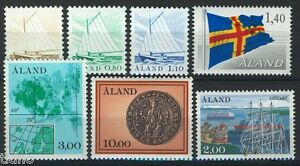 Aland (Åland) 1984, Year set in pristine MNH condition