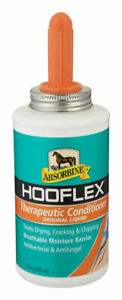 Absorbine-Hoof-Flexible-Hoof-Apres-shampoing-pour-Cheval-444ml