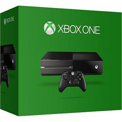 Microsoft Certified Xbox One 500GB Gaming Console - MATTE BLACK EDITION