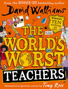 The-World-s-Worst-Teachers-by-David-Walliams-Bestselling-Kids-Book-Hardback