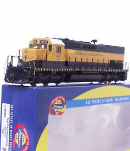 MINT-ATHEARN-ATH98301-HO-NYS-amp-W-LIVERY-SD40T-2-DIESEL-No-3012-DCC-READY
