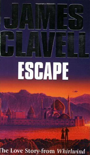 Escape By  James Clavell. 9780340654163