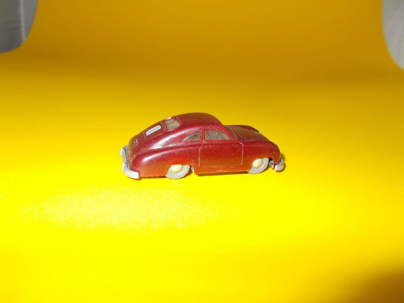 Siku-plástico-V 18-Porsche 356-burdeos V-serie -