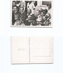 b95362-Foto-Ansichtskarte-Militaer-und-Buerger-auf-einer-Festveranstaltun