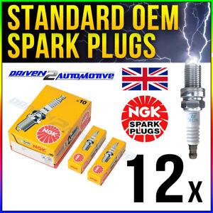 12 X Ngk Bpmr 7 A Spark Plugs à Prix De Gros-s' Adapte à De Nombreux Outdoor Power Tools-afficher Le Titre D'origine