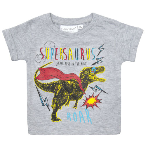Baby Boys Fun Print T Shirt