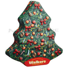 Walkers Shortbread Christmas Tree Tin 225g