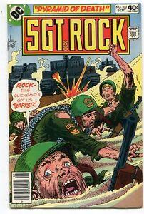 Sgt-Rock-332-VF-DC-Comics-CBX34