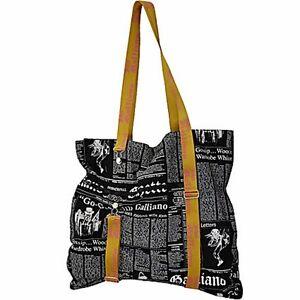 796ad1a3a066a Details about John Galliano shopping gazette