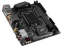 Msi Z270i Gaming Pro Carbon Ac Lga 1151 Intel Z270 Hdmi Sata 6gb/s Usb 3.1 Mini on sale