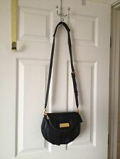 Marc by Marc Jacobs New Q Natasha Mini  Black Crossbody Handbag NWT