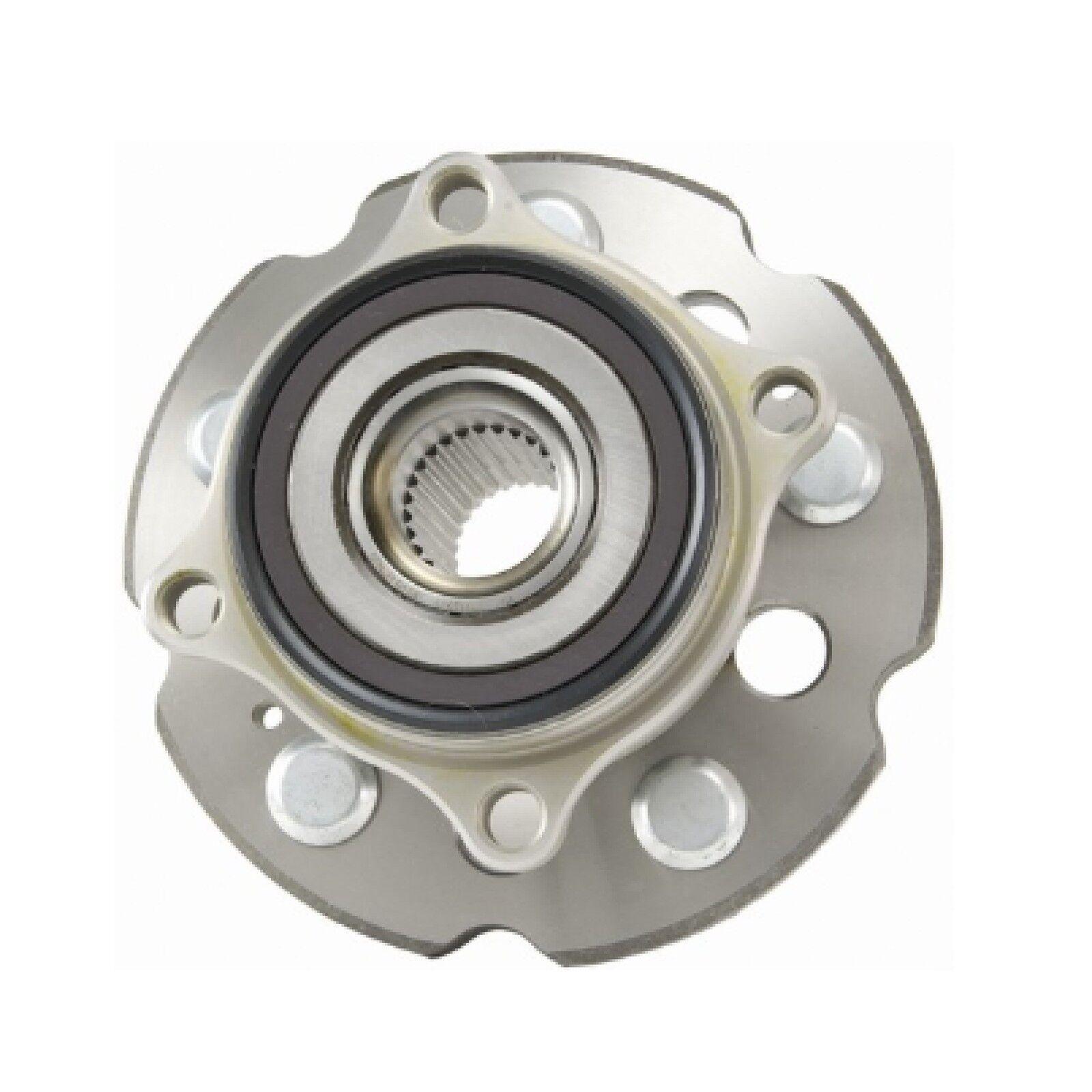 REAR Wheel Hub Bearing Assembly FIT 2010-2013 ACURA ZDX