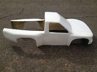 Pre Runner Off Road Truck Hot Rod Stroller Pedal Car Fiberglass Body 1/4 Scale