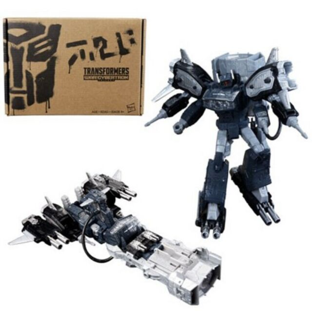 Transformers War For Cybertron Siege Select Shockwave Shackwave NEW