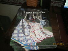 Grandmothers' Quilts and How to Make Them by Rita Weiss Quilting Pattern Book