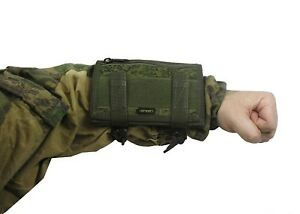 Pouch Case map arm tablet molle tactical pixel emr PAINTBALL airsoft Waterproof