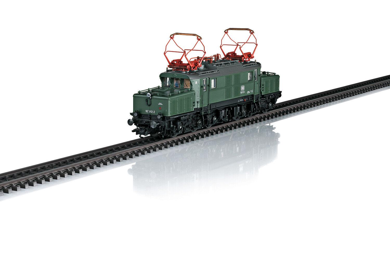 Märklin 37872 E-Lok BR 193 der DB mfx+ Sound Metall chromoxidgreen  NEU in OVP