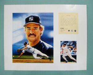 Wade-Boggs-New-York-Yankees-1995-MLB-Baseball-11x14-Lithograph-Print