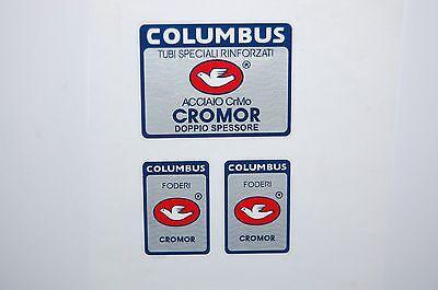 Columbus Cromor Fork decals