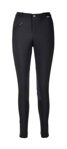 """Breeches /""""Classic Touch Polli/"""" Black-Buses ®"""