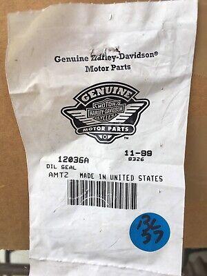 Harley Davidson sportster oil pump seal 12036A
