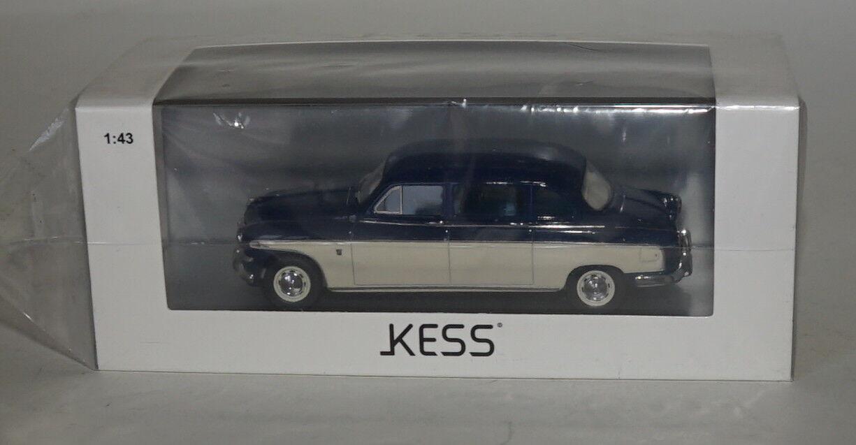 Kess KS43010050 Fiat 1400B President Francis Lombardi 1956 Ed. Lim. Pcs 250 1 43