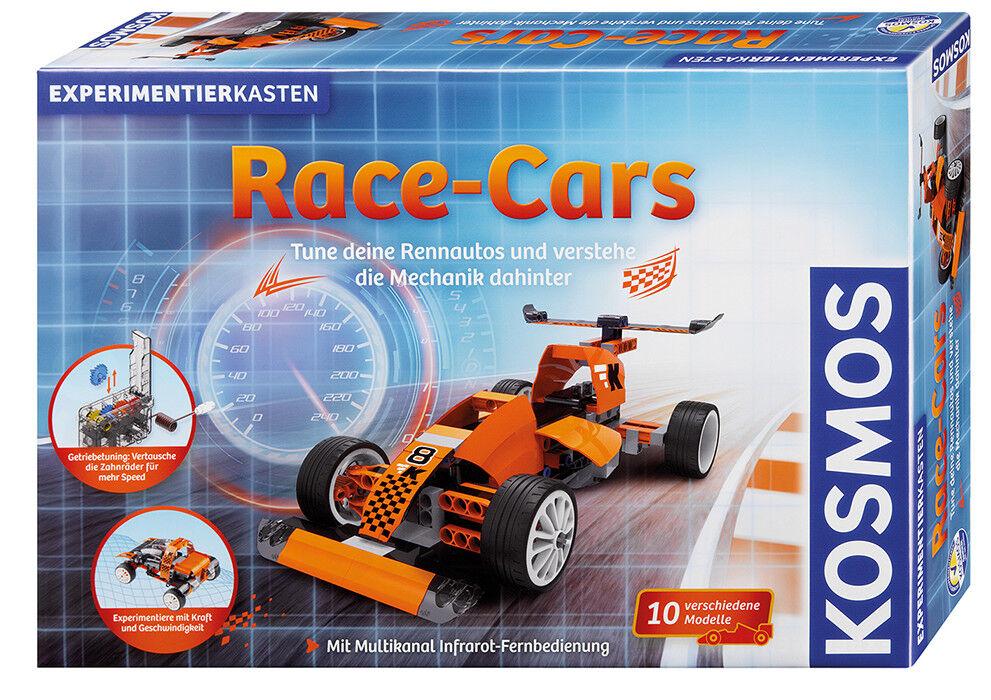 Kosmos Race Race Race Cars Tuning 62044 620448 Physik & Elektronik Neu & Ovp 109890