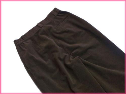 Brown Brugt Authentic Woman Chloe B537 Pants qgBHYTfn