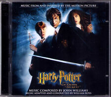 HARRY POTTER And the Chamber Of Secrets John Williams OST Soundtrack 2CD W. Ross