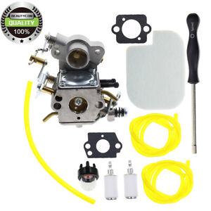 "Carburetor Kit for Poulan Pro PP4218A PP4218AVX 18/"" Bar 42cc ChainSaw"