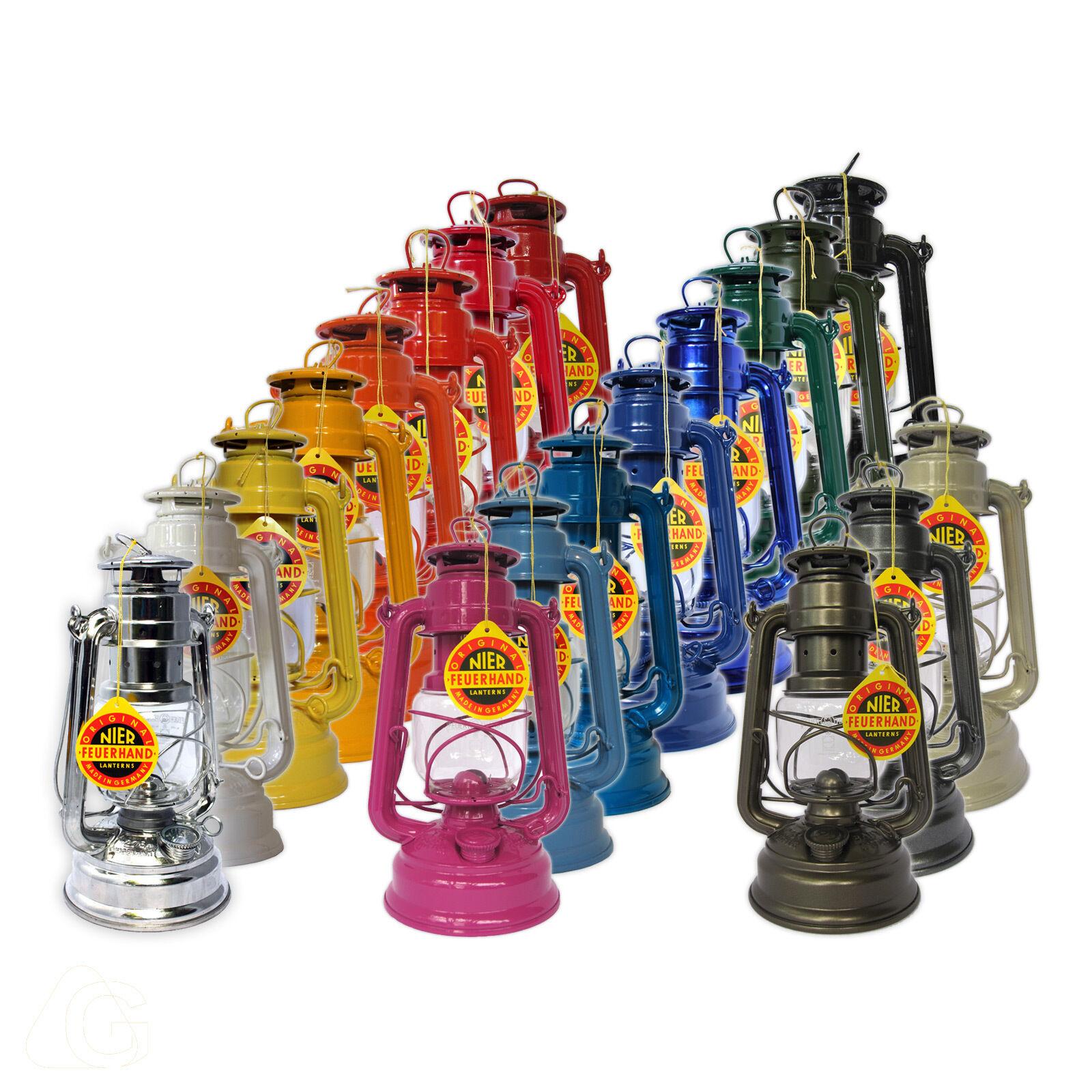 Feuerhand 276 Kepinkne Lamp Lantern Lamp Storm Lantern  Petroleum New in Set  good reputation
