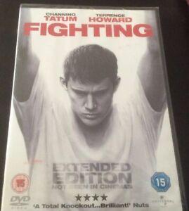 Fighting-DVD-2010-Channing-Tatum-Montiel-DIR-cert-15-BRAND-NEW-SEALED-ITEM