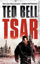 Tsar by Ted Bell (Paperback, 2009) New Book