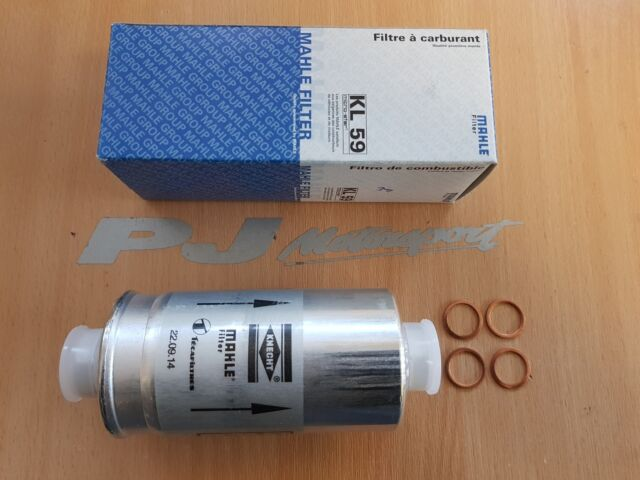 Mahle KL59 Fuel Filter